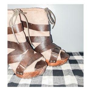 ❗SALE❗ Dollhouse Platform Heels